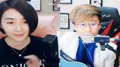 梁红演唱歌曲《爱上草原爱上你》PK男主播演唱歌曲《在雨中》