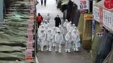 累计确诊893人,韩国紧急封锁两大疫情爆发区:誓言阻止持续扩散