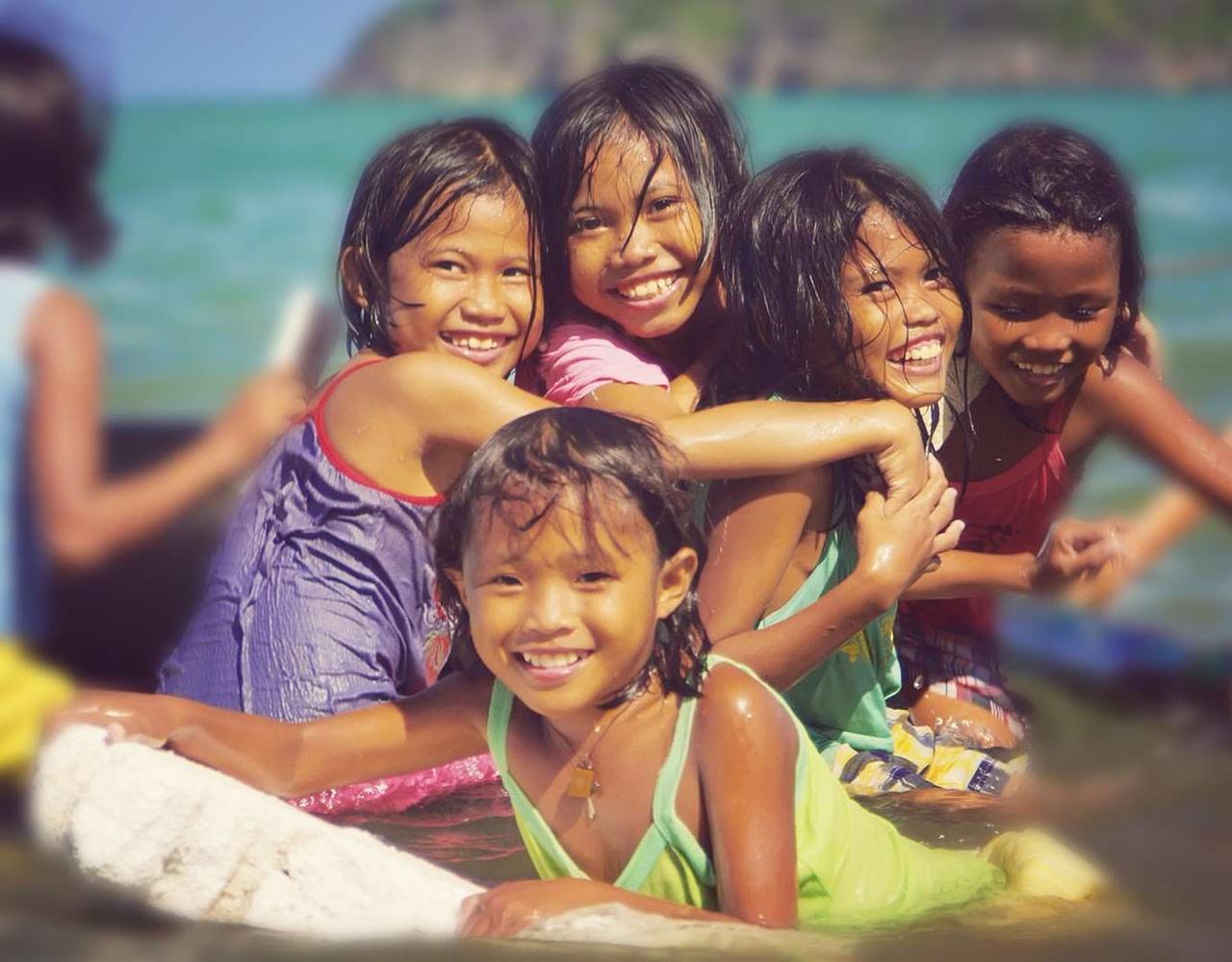 菲律宾:看不见的城市