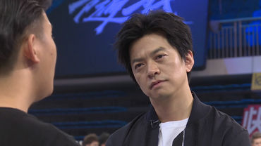 《快乐男声》李健未公开花絮!问选手要歌曲真的好吗?