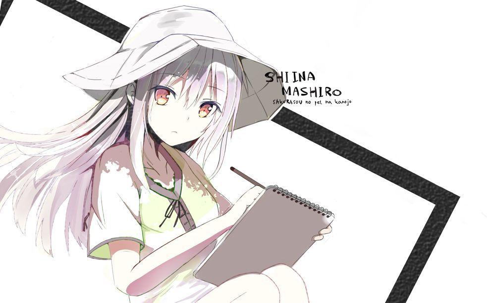 【樱花庄MAD】纯白的女孩