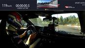 丰田GR Supra纽北非官方圈速7分52秒17,由德媒Sport Auto测得,轮胎米其林PilotSuperSport