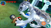 乐高侏罗纪世界恐龙游戏攻略:失落的世界之合成实验室逃生下集