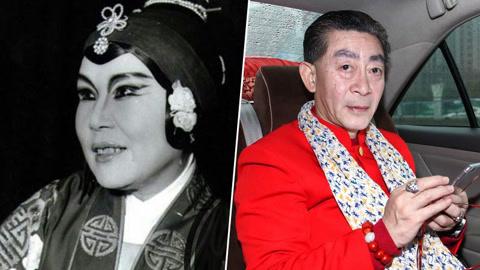 """越剧""""老旦王""""周宝奎去世 六小龄童悼念"""