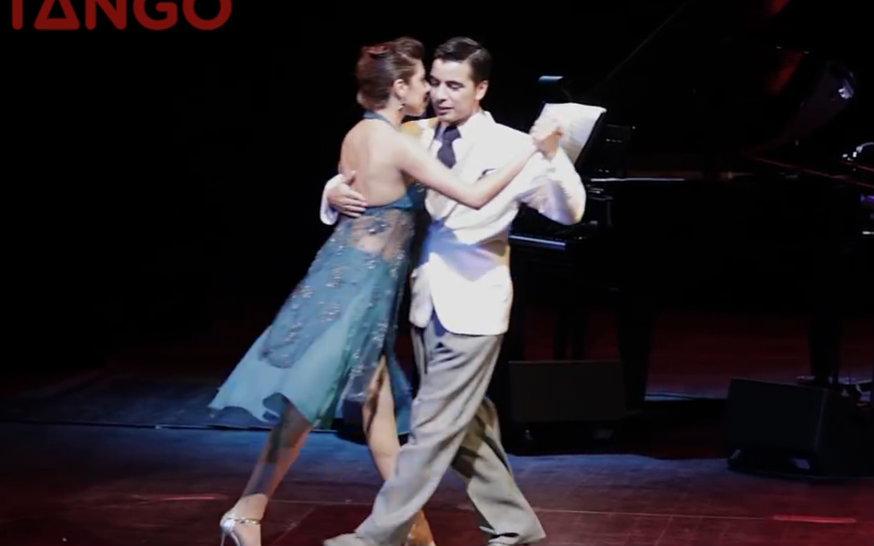 【Tango-那些男神和女神】-Roxana Suárez y Sebastián Achával