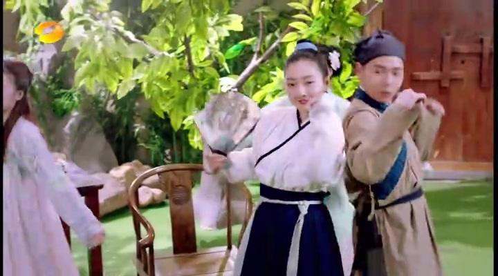 《中华文明之美》小棋童