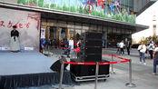 北京市怀柔区万达广场首届汉服文化节【6】【申鑫来了(中华民族伟大复兴)PK康熙来了(亡国灭种)】