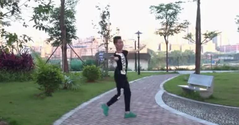 廖弟广场舞《高原酒歌》