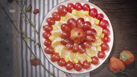 【味库美食】郊游水果拼盘