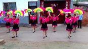 咱们屯里的人扇子舞广场舞——西平县师灵镇邢庄秀英舞蹈队