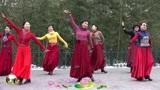 紫竹院广场舞《草原情》,正月十三,视频欣赏四