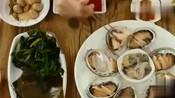 一起吃饭吧3:尹斗俊带同事吃鲍鱼海鲜大餐,山珍海味看着就饿了