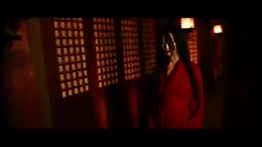 《英雄》片段:张曼玉梁朝伟相爱相杀黯然神伤