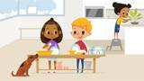 培养孩子一生好习惯,首先从整理自己的房间开始!