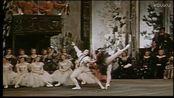 1957 天鹅湖 黑天鹅双人舞 Maya Plisetskaya,Nicolai Fadeyechev