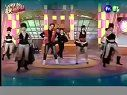 2012-04-28 周末快樂頌-JR.米可白-熱力開場舞表演