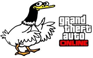 【香香鸭】原创游戏短片 GTA: 线上模式 抢劫