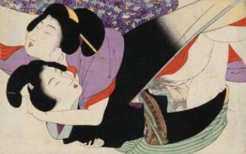 日本民俗艺术科普短片《浮世绘的前世今生》