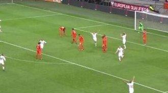 足球场上10大经典进球瞬间