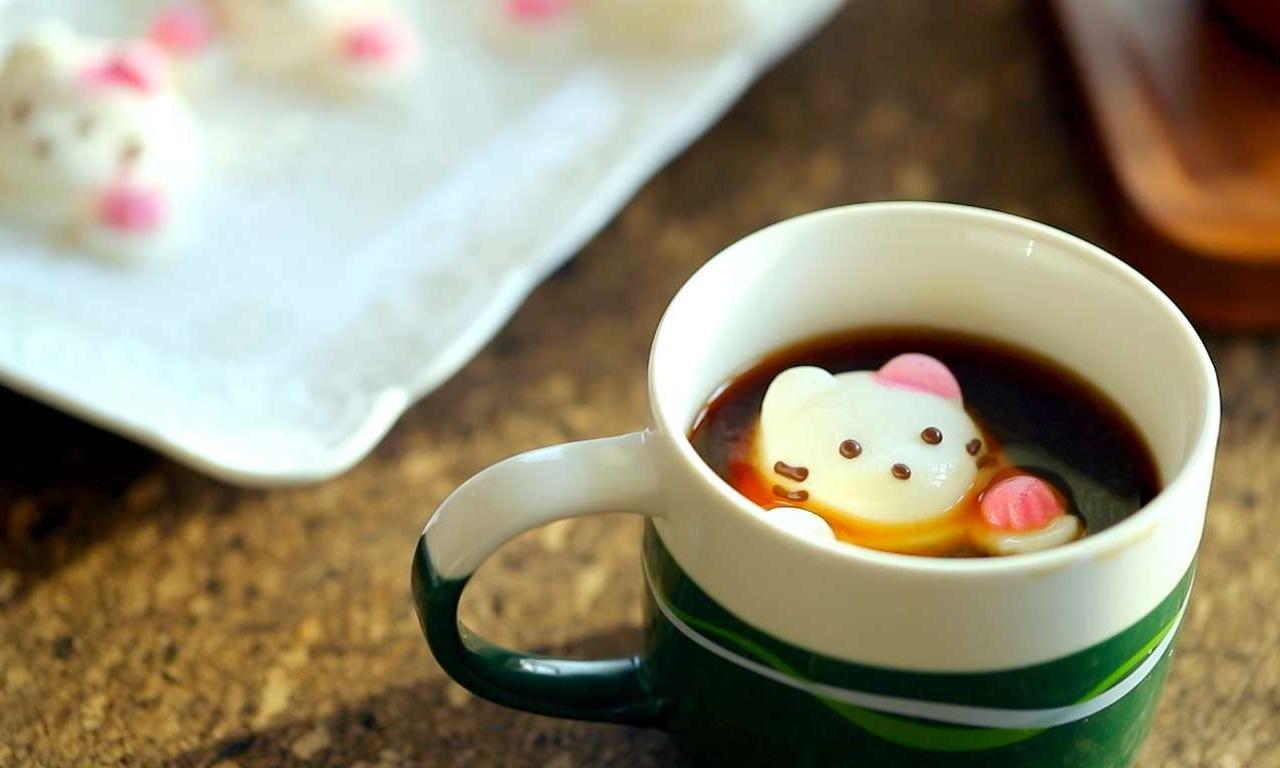 喵小姐的下午茶
