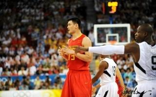 2008年北京奥运会中国男篮vs美国男篮十佳球