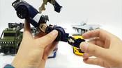 变形金刚5_KO超大擎天柱大黄蜂_威震天_路障_汽车机器人玩具_【俊和他的玩具们_1
