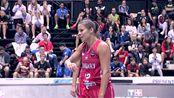 【集锦】2018FIBA3x3世界杯女子1/4决赛:中国17-14匈牙利 中国队有惊无险闯入半决赛