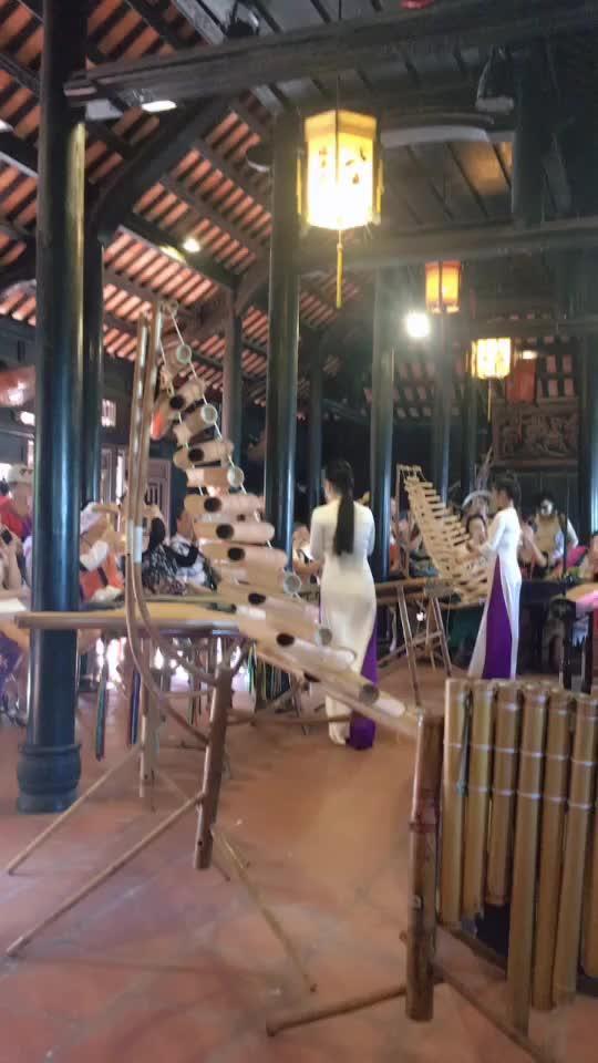 越南民俗音乐