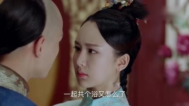 龙珠传奇:俊杰霸道占有杨紫,我们一起共个浴怎么了,牡丹花下死