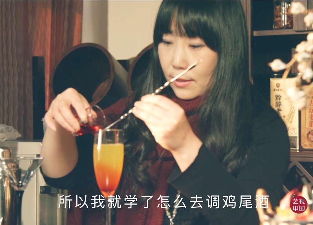卓尔不群的她 为女艺术家开辟了一片新天地 艺视中国 曾红捷