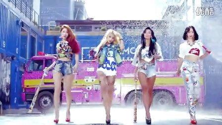 《日韩音乐》SISTAR - Shake It (SISTAR可爱清凉夏装完美身材超清MV)