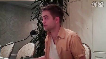 Robert Pattinson talks about Twilight Eclipse