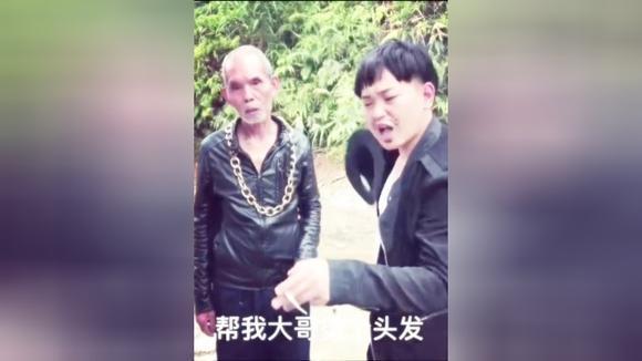 天不怕地不怕,就怕广西老表讲普通话,太逗了