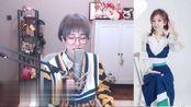 网红美女主播冯提莫直播翻唱《生僻字》最近抖音很火