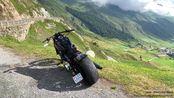 哈雷戴维森突破者 骑行 瑞士富尔卡山口 海拔2164米 Harley-Davidson(03.08.19)