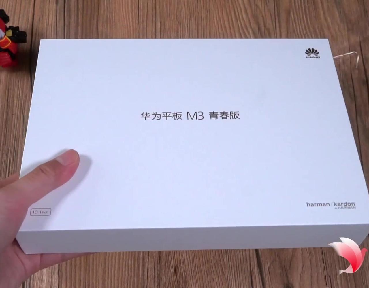 《青春起航 华为平板M3青春版开箱》 - 36bd.net