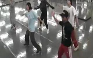 arashi 5X10 CON彩排练舞 ML