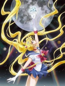 美少女战士之Crystal
