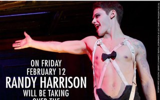 【百老汇】 Randy Harrison,歌舞剧 Cabaret 消息汇总: Randy Harrison