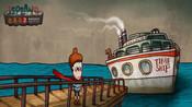 【美食家五叔】《迷失岛2》首发直播悬疑奇幻神级震撼超燃集锦五叔竟然出镜