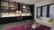 379. Interior Design  Hip Industrial Galley Kitchen Design