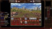 【英雄无敌3_Jebus Imperator I】Yar(红城堡-6000) vs DCMC(蓝港口), Jebus King 2.42d,BO-3[1-1]