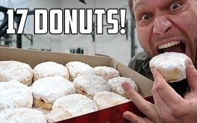 【Pluse字幕】Furious Pete两分钟17个果冻粉甜甜圈