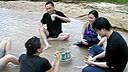 2003年5月18日越野e族首次聚会福源水库。