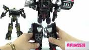 亲子玩具 迷你汽车机器人玩具组装变形金刚擎天柱大黄蜂1