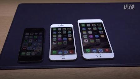 【真机】4.7寸iPhone 6 和5.5寸 iPhone 6 Plus 金色评测