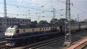 【旧视频】哈局三段DF110381牵引T39通过平齐线齐南场
