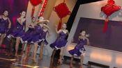 这拉丁舞也太美了吧!全国少儿春晚群舞《拉丁舞:枯叶》