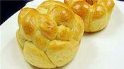 美食菜谱 皇冠面包