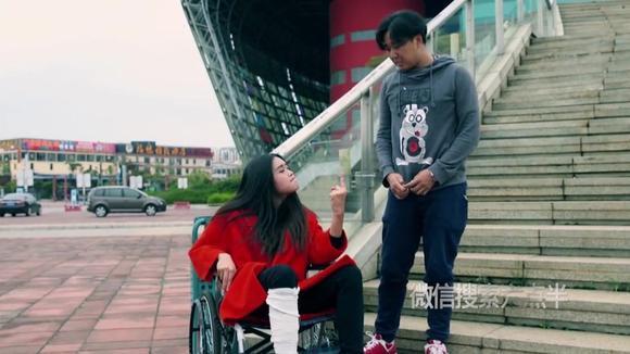 陈翔六点半:我告诉你,以后我腿断,也不会在哭了